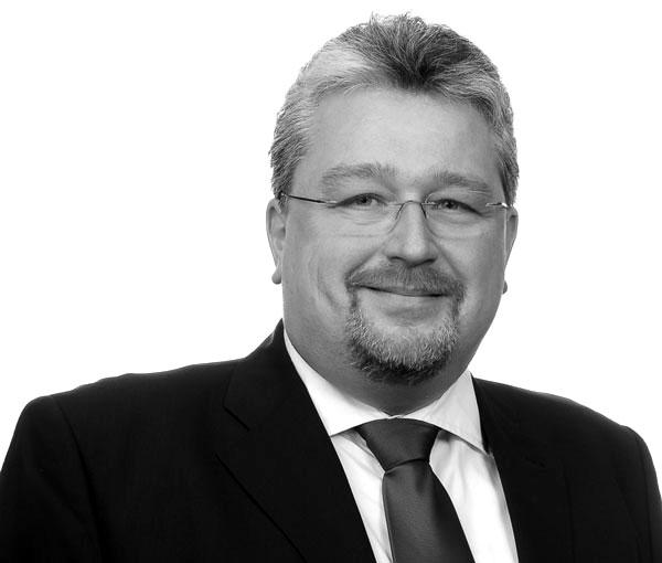 Markus Voß, Geschäftsführer und Accsonaut bei Accso in Darmstadt