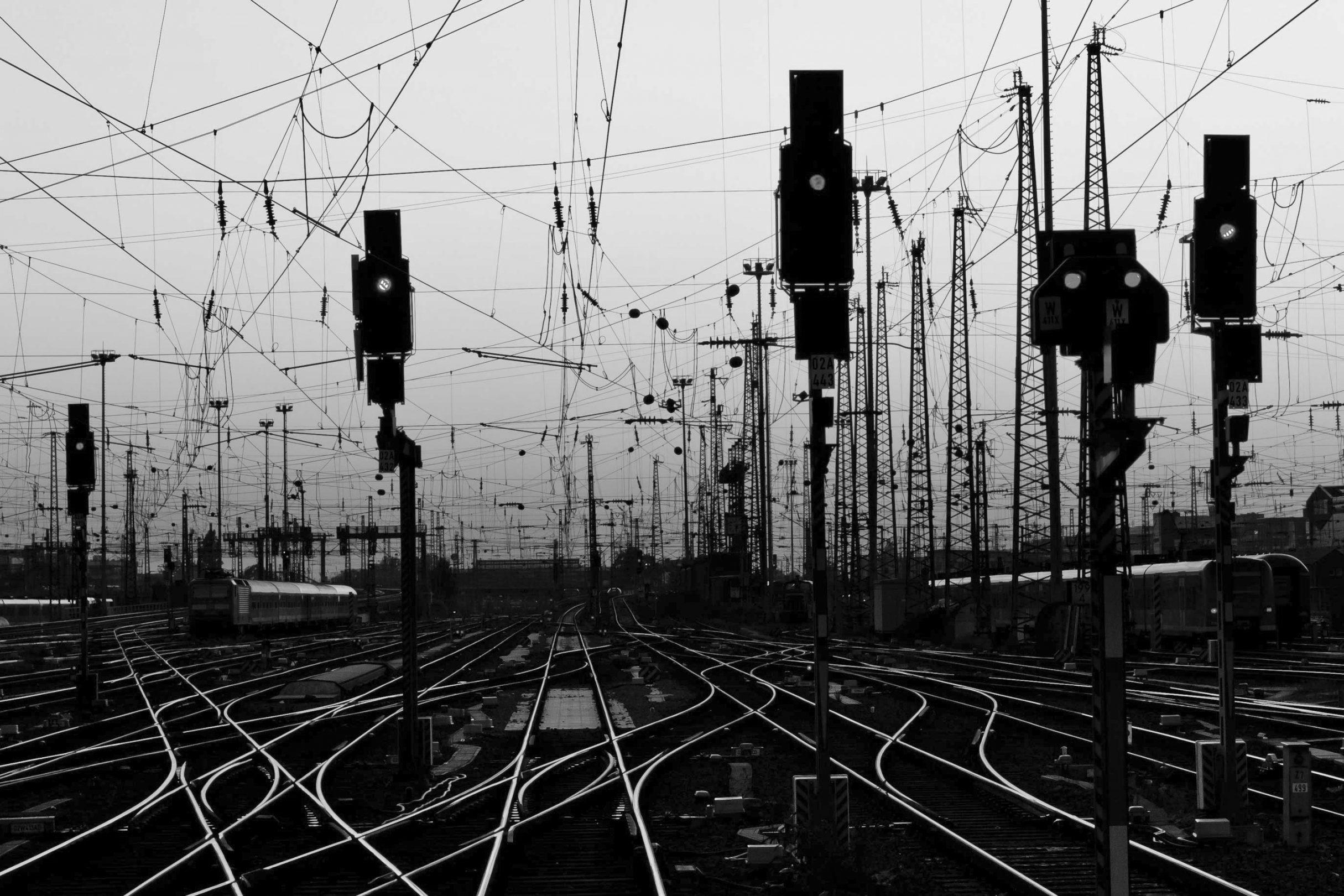 Schienennetzverkehr