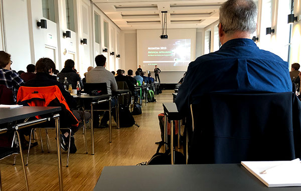 AccsoCon 2019 - Blick in den Saal