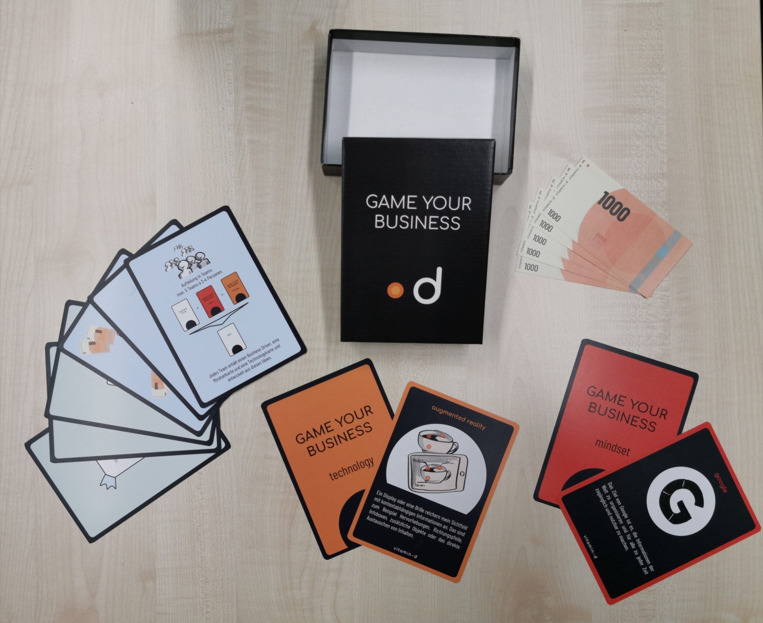 Game your Business