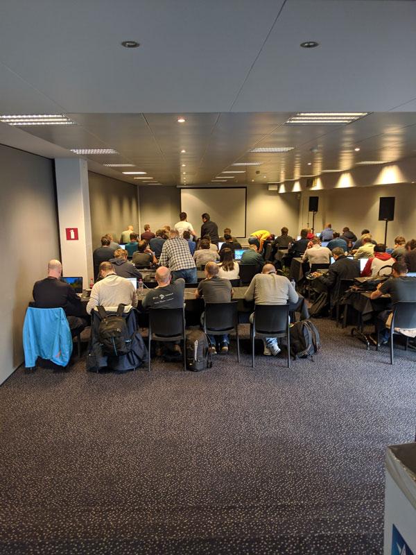 Workshop auf der Devoxx