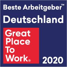 GPTW Siegel Deutschland