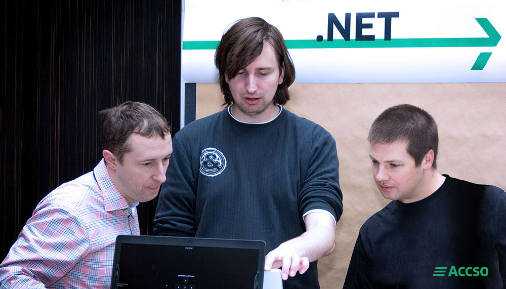 .Net Core Entwickler